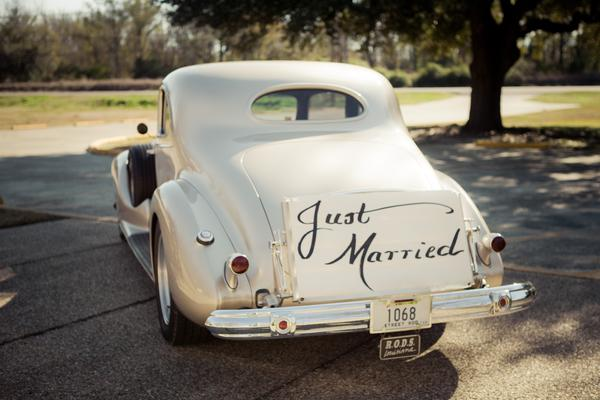 JUST MARRIED on ABD SIZZLE Radio!