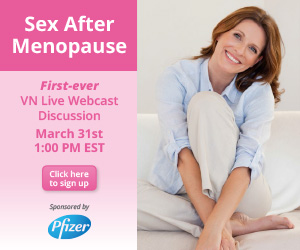 Sex After Menopause: VN Live Event