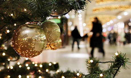 One-Day Holiday and Christmas Shopping Plan