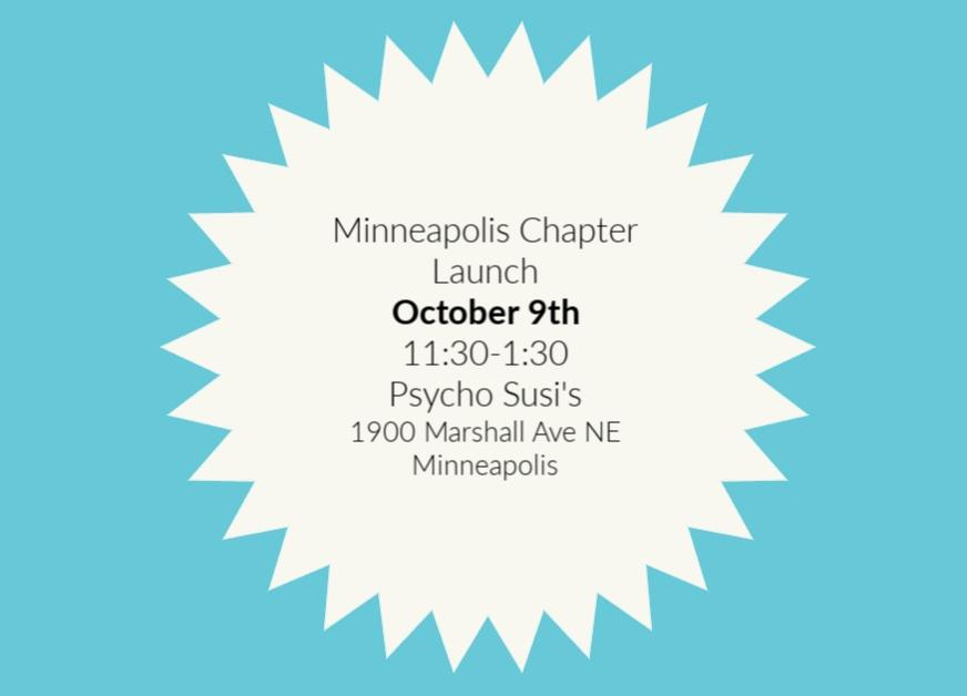 ABD Minneapolis Chapter Launch